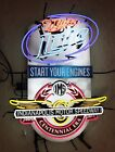 Indy 500 Centennial Neon Indianapolis Motor Speedway Miller Lite Sign NEW IN BOX
