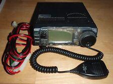 Icom 706MKIIG Radio Transceiver