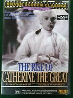 THE RISE OF CATHERINE THE GREAT -  DVD