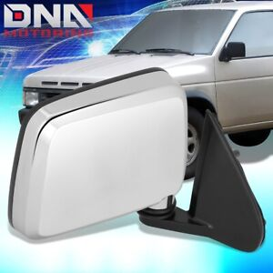 FOR 1985-1997 NISSAN PICKUP D21 720 OE STYLE MANUAL RIGHT DOOR MIRROR 9630111G20