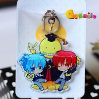 Assassination Classroom Akabane Karuma Key Ring Keychain Acrylic Cos Gift
