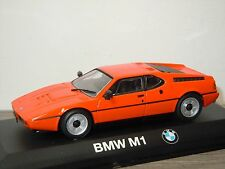 BMW M1 - Minichamps 1:43 in Box *30329