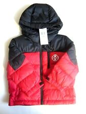 914507b48 Ralph Lauren Polo Sport Down-filled Quilted Hooded Parka Jacket Coat Boys 2  2t
