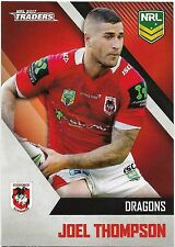 2017 NRL Traders Base Card (129) Joel THOMPSON Dragons
