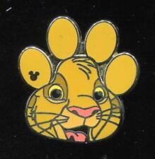 2017 Hidden Mickey The Lion King Characters Simba Disney Pin 119805