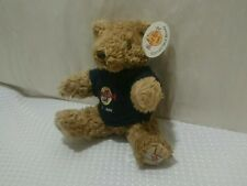 Hard Rock Cafe Plush Jointed Bear with Lake Tahoe Sweater 11""