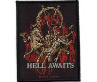 Slayer Patch Hell Awaits Woven Patch
