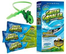 Green Gobbler Drain Opening Pacs Contain 3 Pre Measured Drain Opening Pacs New