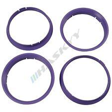 4 Zentrierringe 74,1 - 72,6 für BMW Modelle 1 3 5 E46 E90 E60 Alufelgen Ringe