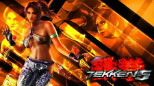 "062 TEKKEN 7 - CHRISTIE MONTEIRO MishimaKazuya Fight Game 42""x24"" Poster"