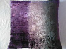 Designers Guild Velvet Fabric Phipps Aubergine Cushion Cover  size available
