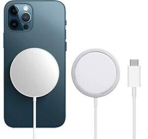Original Apple MagSafe Charger Kabelloses Ladegerät Für iPhone 12 Pro Mini Max