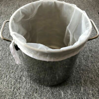 100 200 300 Mesh Homebrew Filter Bag Hops Home Brew Beer Wine Making Supplies