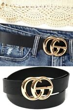 TRENDY STYLISH PU TOP SELLER GO G O BUCKLE HOT SELLER UNIQUE CLASSIC BELT