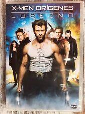XMEN X-MEN Origenes Lobezno Wolverine hugh Jackman DVD