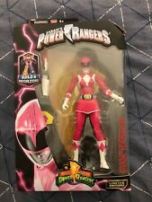 Power Rangers (Classic) ~ PINK RANGER LEGACY ACTION FIGURE ~ MMPR Morphin