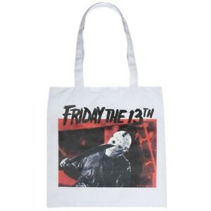 Friday The 13th Image Capture Canvas Tote Bag