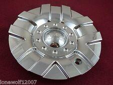 Starr Alloy Wheels Chrome Custom Wheel Center Cap # 959L195 (1)