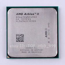 AMD Athlon II X4 641 AD641XWNZ43GX Socket FM1 2.8 GHz Quad-Core CPU Processor