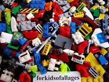 100 Lego Small & Tiny Pieces Bulk Lot Random Bricks Accent/Detail Parts Hinges+