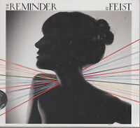 The Reminder By Feist CD NEU So Sorry I Feel It All My Moon My Man The Park