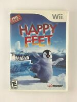 Happy Feet - Nintendo Wii Game - Complete & Tested