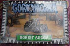 Games Workshop Gorkamorka Rokkit Buggy Bazzukka Vehicle BNIB New Sealed 40K Orks
