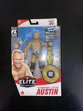 Wwe Mattel Elite 81 Stunning Stone Cold Steve Austin Raw Wwf Wcw In Hand Rare