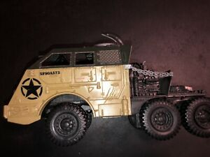 Chap Mei Soldier Force Military Missile Carrier Launcher Truck Only A6