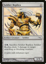 Magic MTG Tradingcard Mirrodin 2003 Soldier Replica 244/306