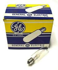 NEW GENERAL ELECTRIC CG712-B TUBULAR LAMPS 15 WATTS 120 VOLTS     PACK OF 14