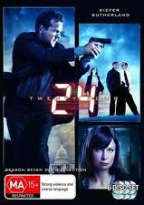 24 : Season 7 (DVD, 2009, 6-Disc Set)