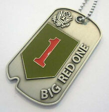 1st INF. DIVISION (Commemorative Dog Tag)