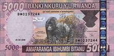 Ruanda/kinyarwanda 5.000 francos 2004 pick 33 (1)