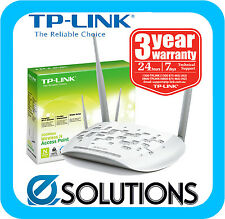 TP-LINK TL-WA801ND 300Mbps Wireless N AP Versatile WiFi Booster - 3 Yrs Warranty