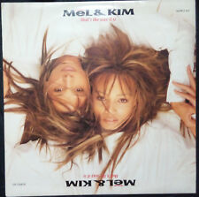 """MEL AND KIM - THAT'S THE WAY IT IS 12"""" U.K. PRESSING"""