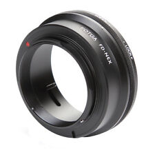 FOTGA Canon FD Lens to Sony E-Mount Adapter For NEX-5C NEX5  NEX6 NEX7 NEX-VG10