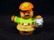 Fisher Price Little People Zoo Keeper Zack Extra Loose Replacement Figure New