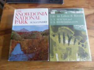 NEW NATURALIST SNOWDONIA LIFE IN LAKES AND RIVERS