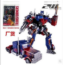 Transformers movie 4 AD12 V voyager double blade optimus prime
