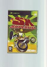 SX Superstar-ORIGINAL XBOX GAME/360 Compatible-Rapide Post-COMPLET