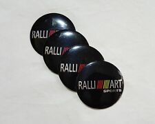 NEW 56mm RALLI ART ralliart Wheel Center Hub Cap hubcap Emblem Sticker Badge