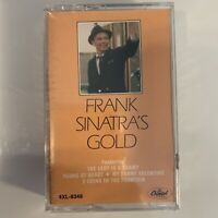Frank Sinatra Gold (Cassette) New Sealed