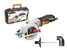 WORX WX429.3 400W 120mm Worxsaw XL Compact Circular Saw with Multi Purpose Blade