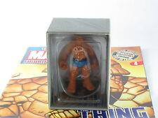 Colección Clásica Marvel estatuilla la cosa número 4 En Caja Completa