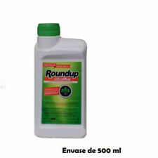 Désherbant Roundup Ultraplus 500 ml Glyphosate 36 sans Effet Résiduel - 3000m