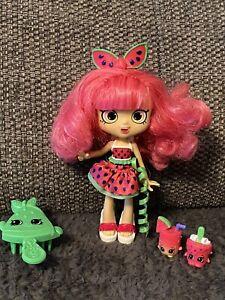Shopkins Shoppies Doll Pippa Melon **P&P Offer**