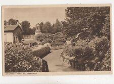 Helensburgh Hermitage Park Dunbartonshire Vintage Postcard 399b