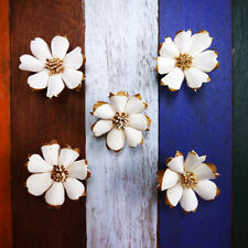 30 Dianthus Sola Wood Diffuser Flowers 4 cm Dia.