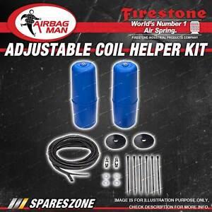 Airbag Man Air Suspension Coil Springs Helper Kit Rear for ISUZU MU-X 4x2 4x4